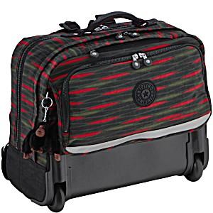 Рюкзак на колесах Kipling CLAS DALLIN цвет Каму
