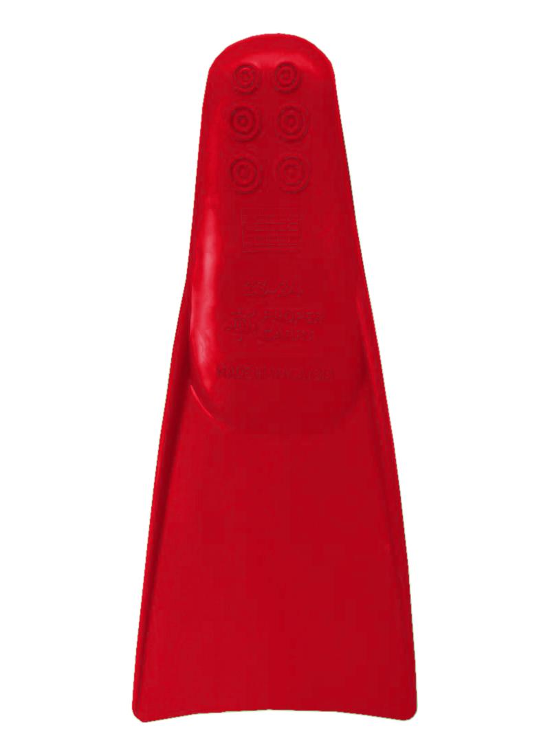 Ласты для грудничкового плавания ProperCarry красные 23-24, - фото 3